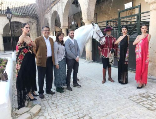Gran éxito de la segunda pasarela Flamenco Ecuestre Córdoba