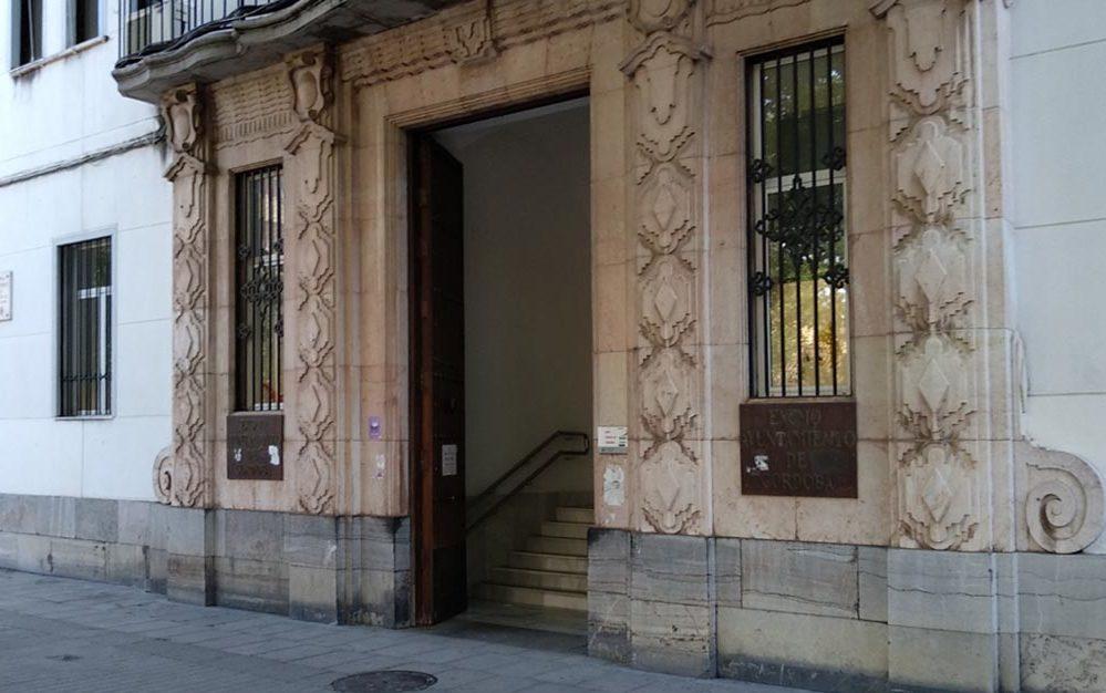 Comercio Ayuntamiento de Córdoba