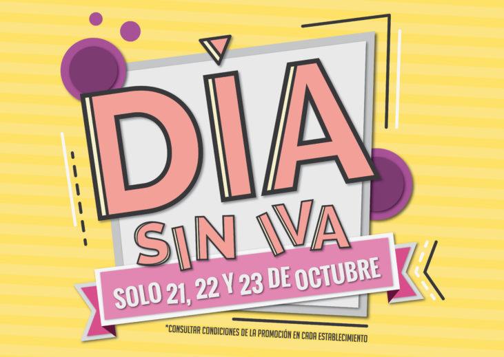 3 días sin IVA en el CCA Viñuela