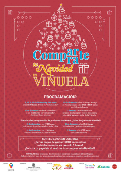 Campaña Navideña CCA Viñuela