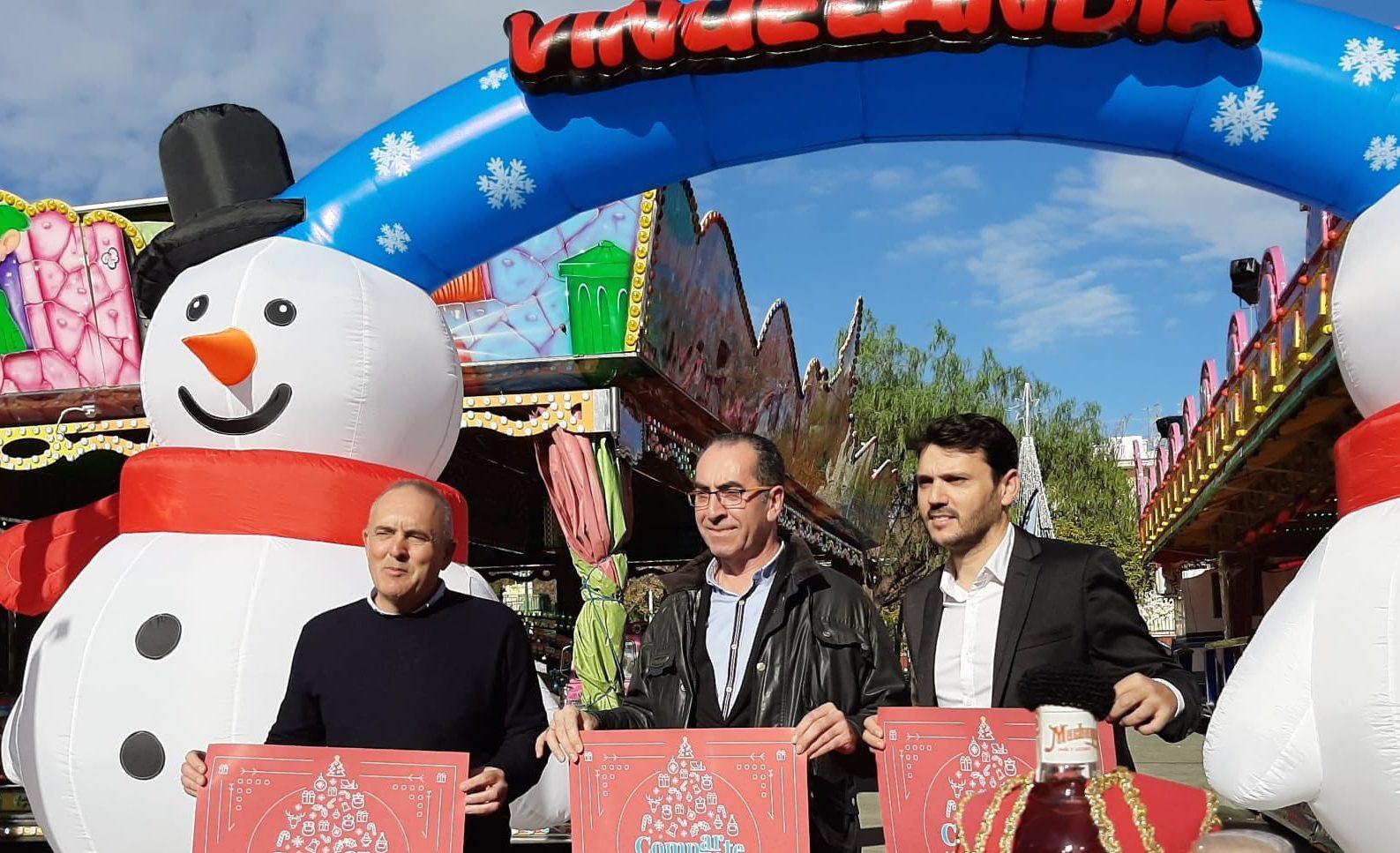 Campaña Navideña Viñuela Córdoba