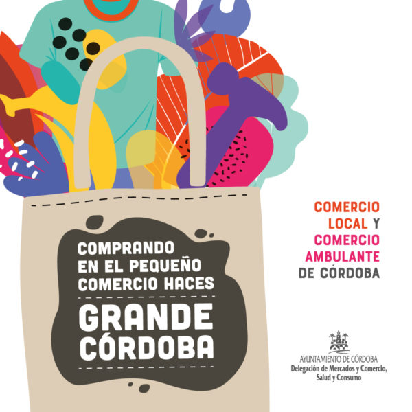 campaña Comercio local y comercio ambulante